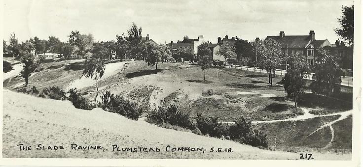 The Slade Ravine, Plumstead