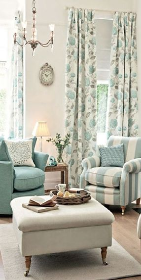 Get Inspired: Mix Patterns Like a Pro Check out Greenhouse Fabrics blog for some great tips on how to select the perfect patterned fabrics for your interior design!