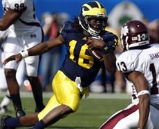 Denard Robinson...and Michigan Football