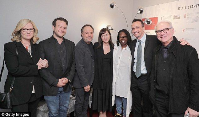 Zelda Williams joins brother Zachary Pym for opening of Robin Williams Center in New York | Daily Mail Online
