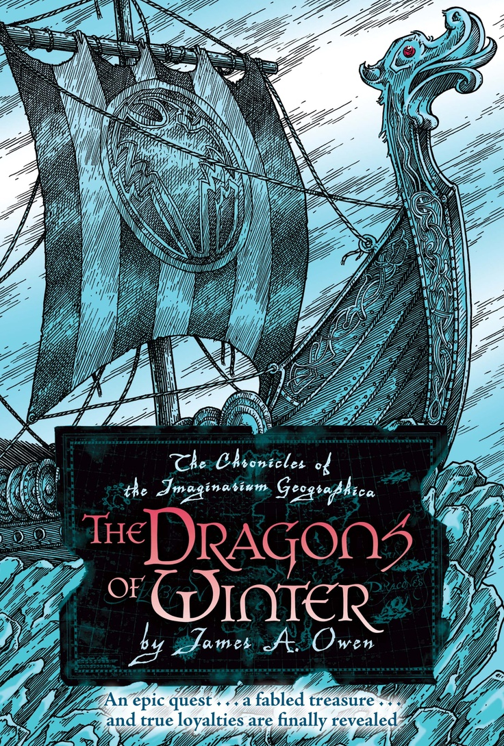 The Dragons Of Winter  Book Six In The Chronicles Of The Imaginarium  Geographica