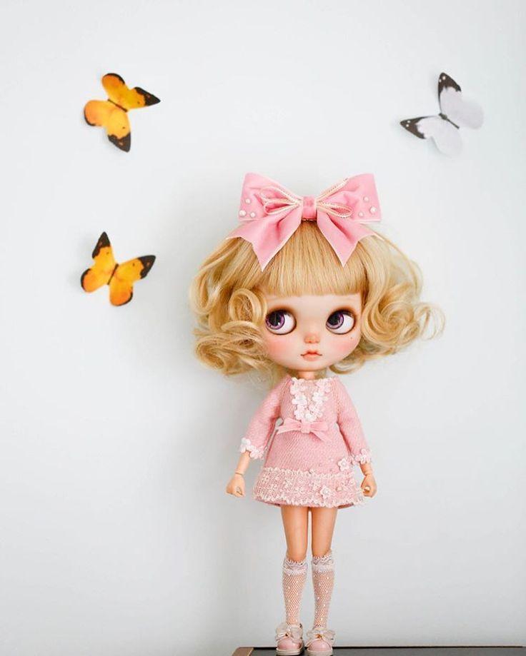 #midsummercircus #blythe #blythecustom #jujudoll #customblythe #doll #dollstagram
