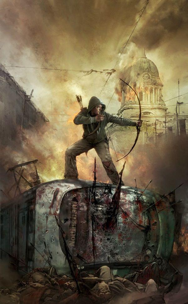 Dystopian Robin Hood