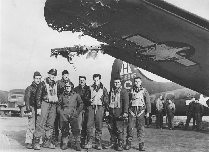 File:RAF Thurleigh - 306th Bombardment Group - B-17 Flying Fortress Flak.jpg