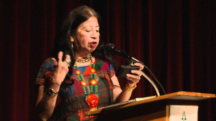 """""""A Chicano Poem"""" read by Lorna Dee Cervantes, Librotraficante Banned Book Caravan, 2012, Guadalupe Cultural Arts Center, San Antonio, TX."""