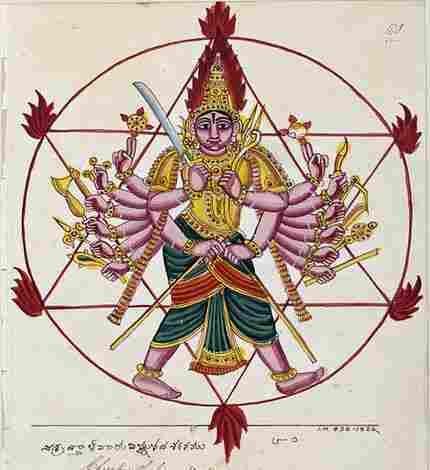 Sudarshana Mantra - Maha Mantra For Protection - Om Sahasrara Hum Phat :http://www.insightstate.com/video/sudarshana-mantra-mantra-for-protection/