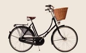 vintage british bike with basket – Google Search
