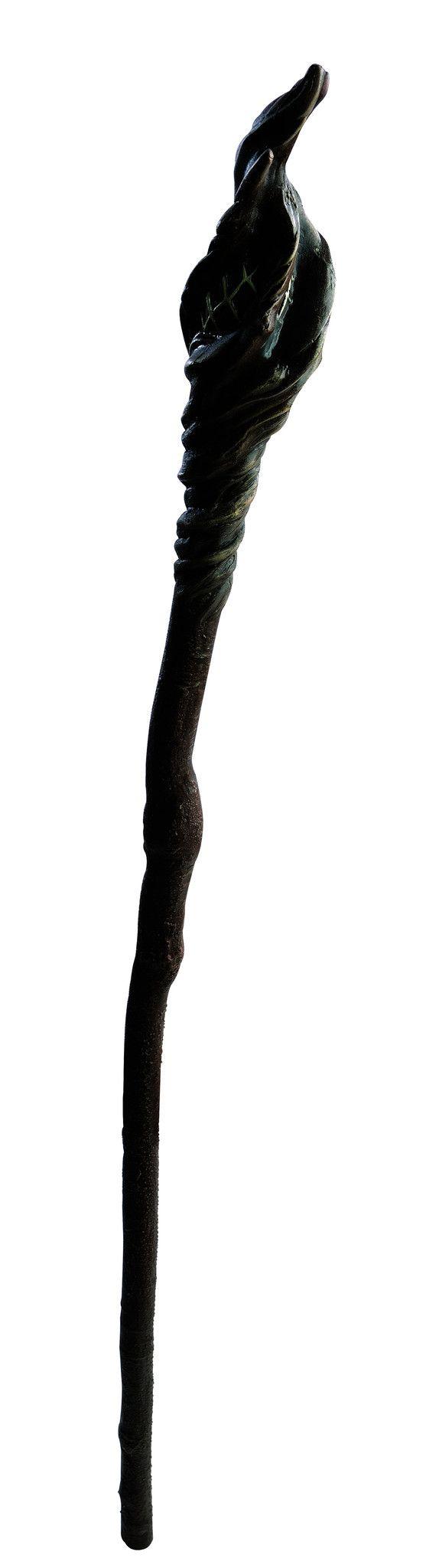 Desolation Of Smaug Hobbit Adult Costume Gandalf Staff
