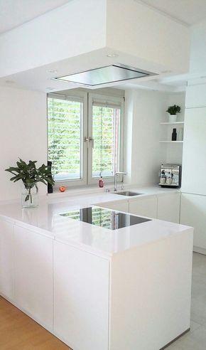 Die besten 25+ Minimalistische küchen arbeitsplatten Ideen auf - moderne kuche in minimalistischem stil funktionalitat und eleganz in einem