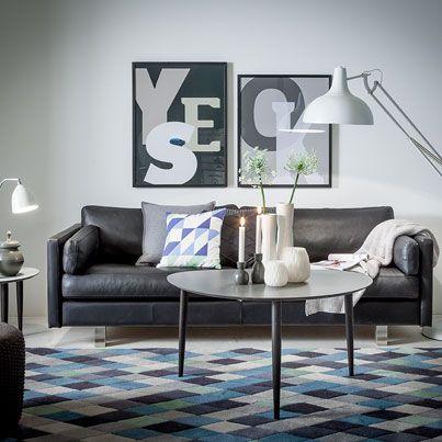 En sofa – fire stilarter | IDEmøbler
