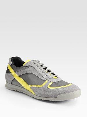 Versace Collection Sneakers: $335 @ Saks.com