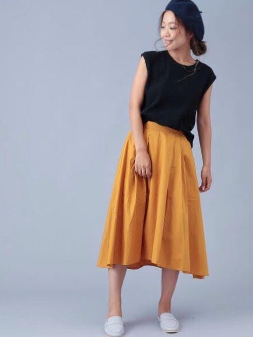 COLONY 2139のスカート「タイプライターテールカットスカート」を使ったMegumi Arai(COLONY2139)のコーディネートです。WEARはモデル・俳優・ショップスタッフなどの着こなしをチェックできるファッションコーディネートサイトです。