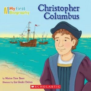 Can be used for social studies. this book is about the life of Christopher Columbus (biography)
