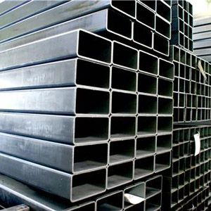Galvanized Steel Rectangle Tube