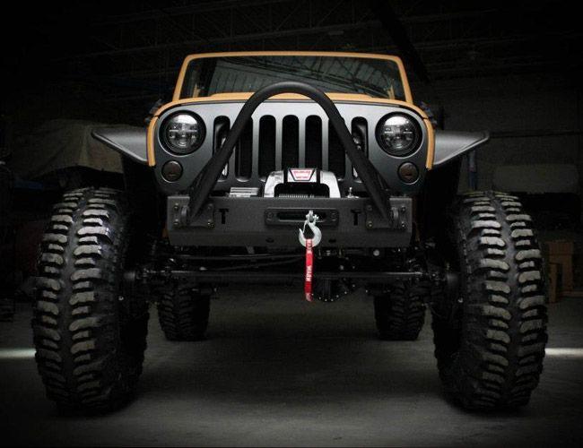 Mopar Jeep Wrangler Sand Trooper
