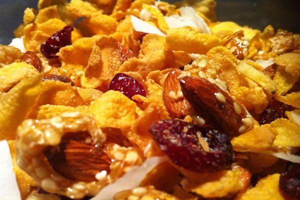 Cereales gourmet hechos en casa