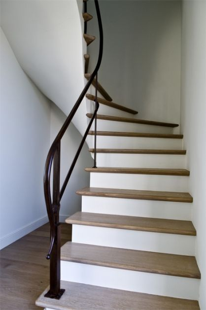 1000 images about trap ideeen on pinterest wooden steps house and search - Ideeen deco trappen ...
