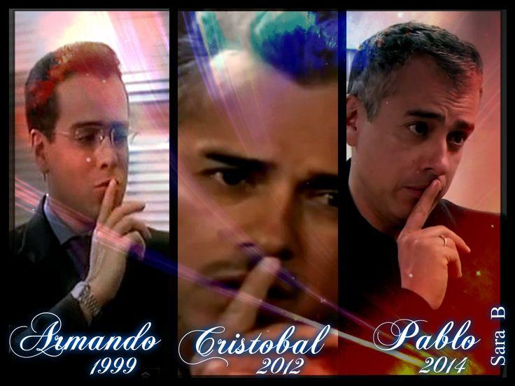 """Jorge Enrique Abello ¡Ayer, hoy y siempre!! Armando 1999 """"Yo soy Betty la fea"""" Cristóbal 2012 """"¿Dónde está Elisa?"""" Pablo 2014 """"Los graduados Colombia"""""""