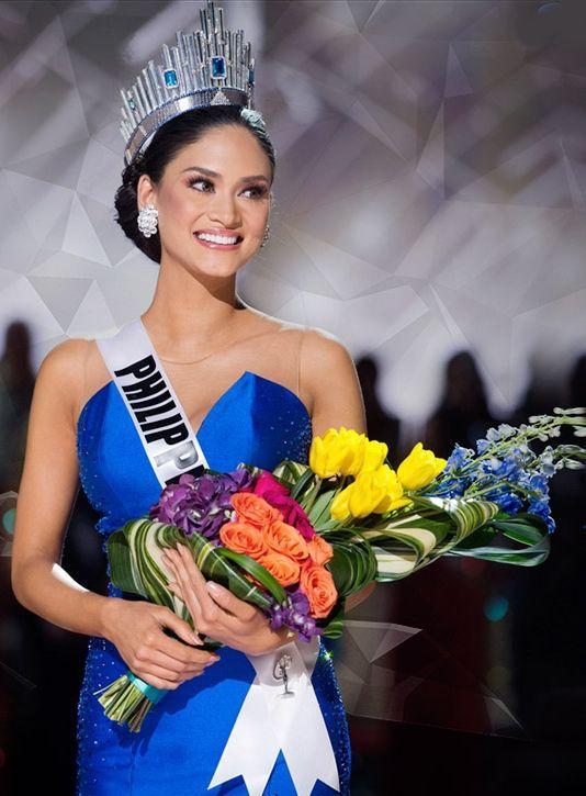 Miss Universe Pia Wurtzbach Body Measurements