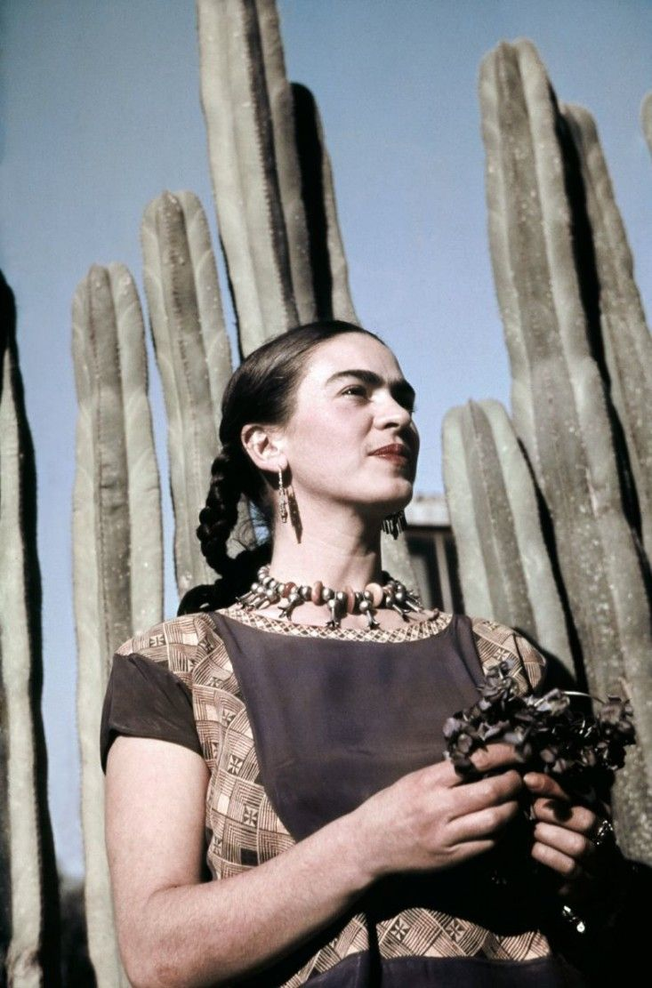 Add modernist gardener to artist Frida Kahlo's long list of accomplishments. A new exhibit in New York City explores the relationship between her garden and her paintings at New York Botanical Garden. May-November. I must see this!