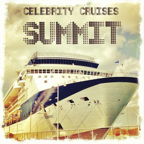Vacations to go celebrity summit