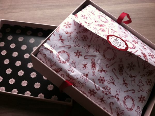 Cosmetic+Box+Subscriptions | ... Box - December 2012 Review - Women's Monthly Makeup Subscription Boxes