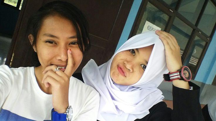 Cewek paling cantik di student transformers sma pbb arjasari bandung indonesia