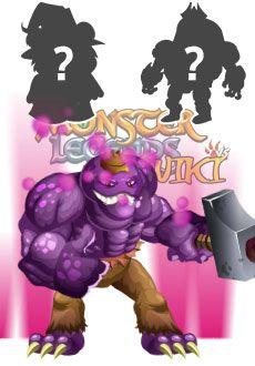 Best 8 monster legends images on pinterest monsters the - Monster legends wiki breeding ...