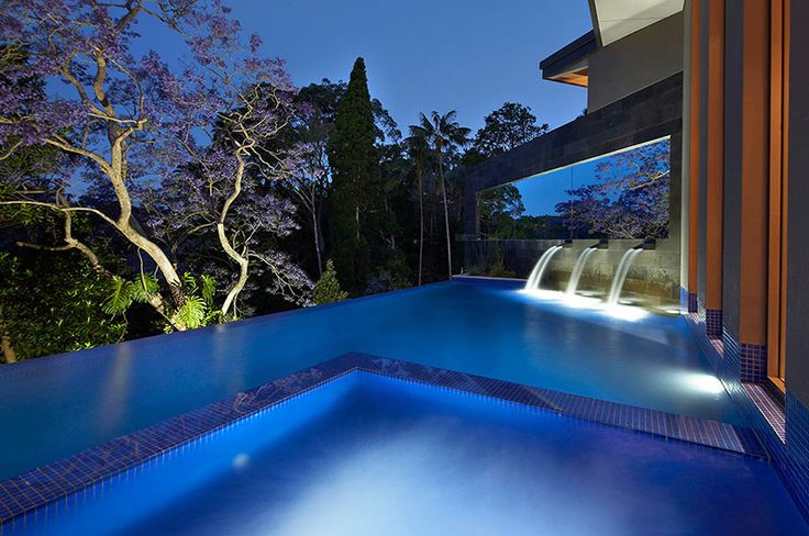 Water feature lighting a collection of ideas to try about for Pool design roseville ca