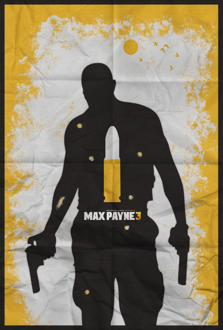 Max Payne 3 - I Don't Feel Pain, I Deal It by Felix Tindall