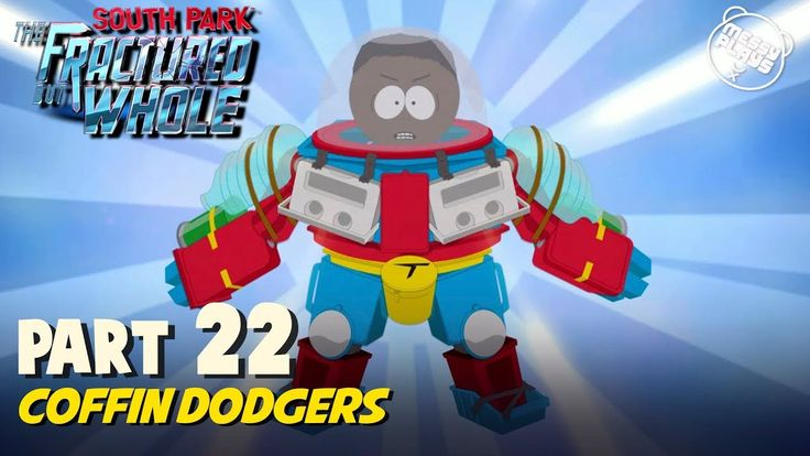 SOUTH PARK: THE FRACTURED BUT WHOLE - Part #22 - LETS PLAY with Commenta...
