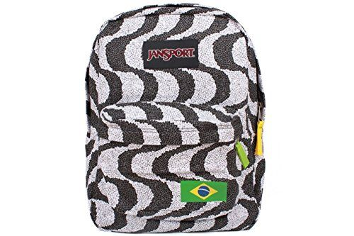 Jansport  Regional Collection Brazil *** You can get more details by clicking on the image.