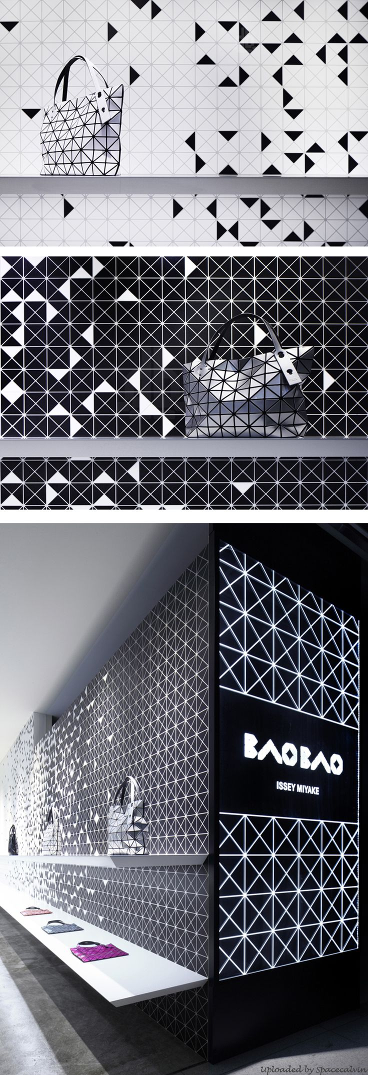 Retail design is important for your branding image. Don't be square, be triangular. TriadCreativeGroup.com