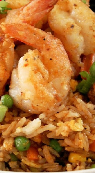 how to make shrimp fried rice chinese style