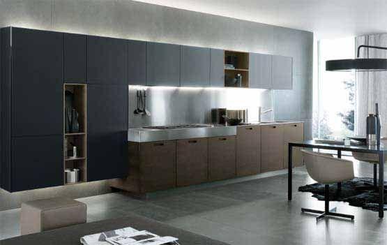 Kyton kitchen by Varenna Poliform – ITADE.CO.UK
