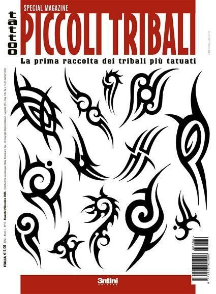 Piccoli+Tribal+Italy+Tattoo+Book+for+Tribal+Tattoos+-+Piccoli+Tribal+Italy+Tattoo+Book+for+Tribal+Tattoos    Paper+Back+book+imported+from+Italy    Use+this+as+a+reference+guide,+leave+it+out+on+the+shop+floor+for+your+customers.    This+is+a+very+good+book+at+an+amazing+price.    A+collection+of+the+most+popular+tribal+tattoos!+Hundred+of+drawings+for+your+tattoo.+