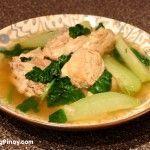 Easy Chicken Tinola Recipe | Panlasang Pinoy