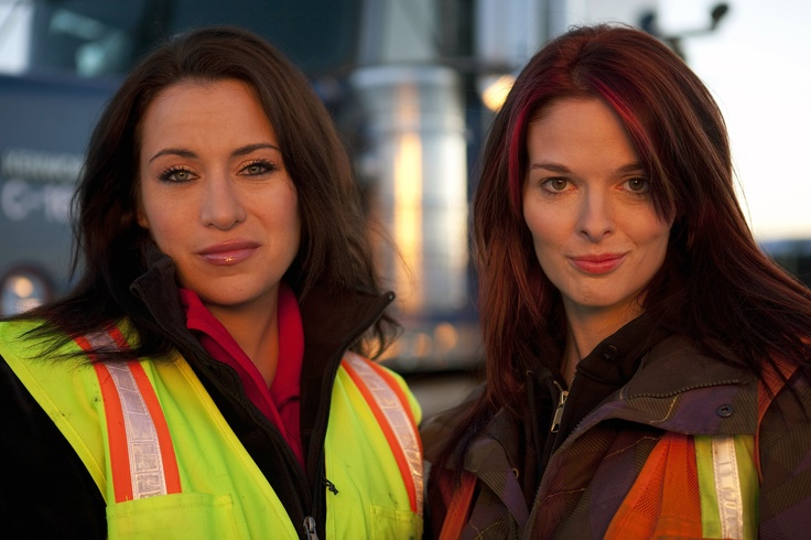 The Dames of the Dalton from IRT Series 5 - Lisa Kelly and Maya Sieber.