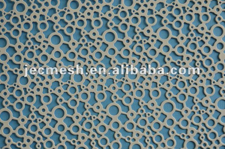 Competitive Price JiangSu Galvanized Decorative Oval Perforated Metal Mesh For Decoration (over 30years factory)