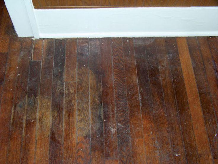 Refinishing Wood Floors Old House Restoration Refinish
