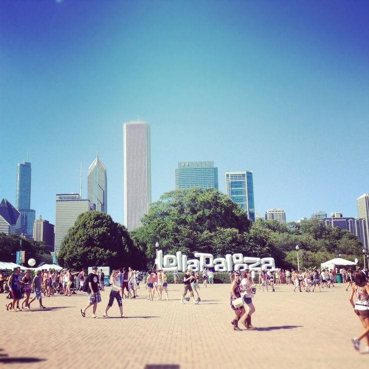 Lollapalooza music festival