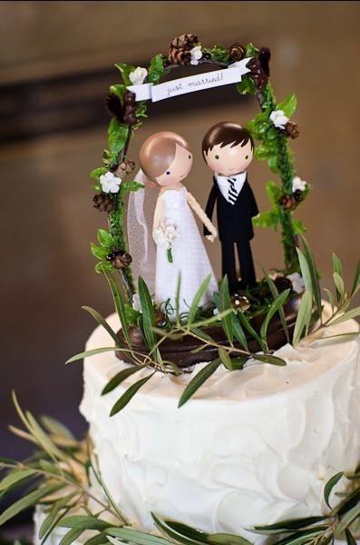 Cake > Wedding Cake Topper #802815 - Weddbook