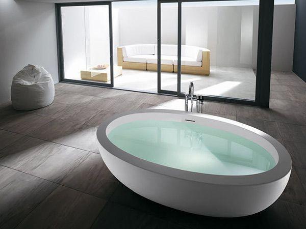 17 migliori idee su bagni con doccia su pinterest bagni - Bagni moderni con vasca e doccia ...