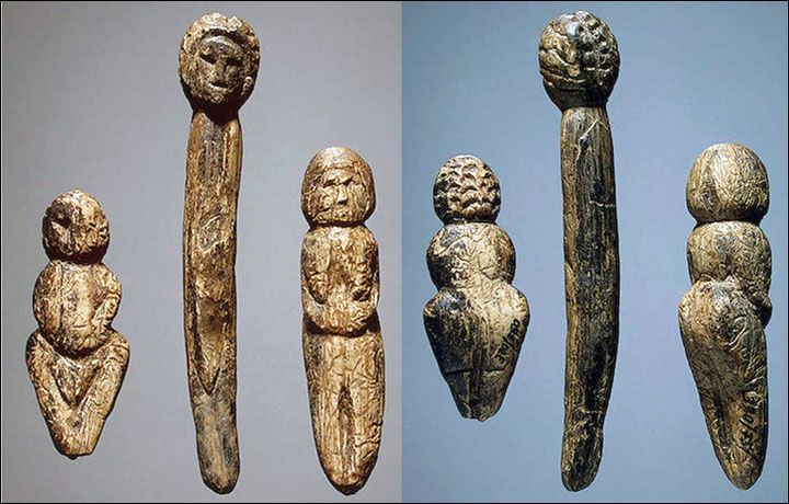 World famous ancient Siberian Venus figurines 'are NOT Venuses after all'