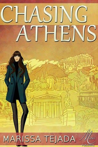 A Spoonful of Happy Endings: Review & Interview: 'Chasing Athens' by Marissa Te...