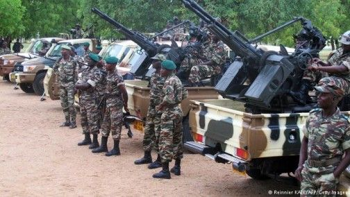 Nigerians say Cameroonian troops after killing 70 insurgents - http://www.thelivefeeds.com/nigerians-say-cameroonian-troops-after-killing-70-insurgents/