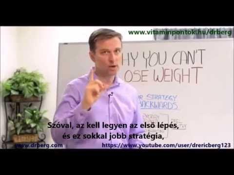 Dr. Berg videók - Vitaminpontok