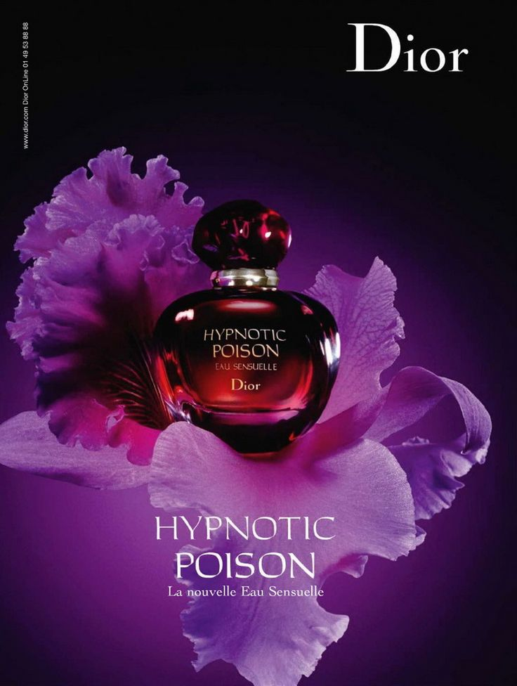 CD Christian Dior Hypnotic Poison Eau Sensuelle