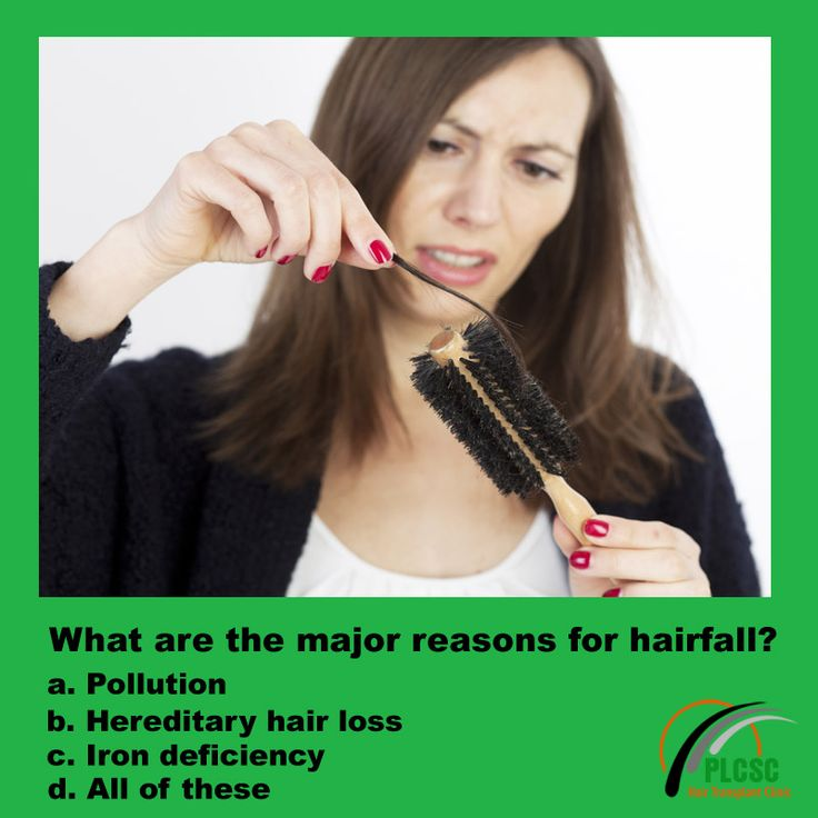 how to stop hereditary hair loss naturally
