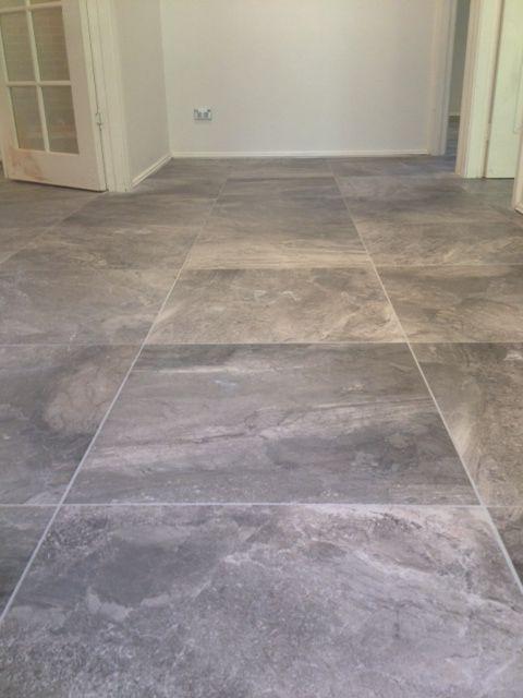 Floor: Livingstone Black Smooth 600 x 600mm (#800750)